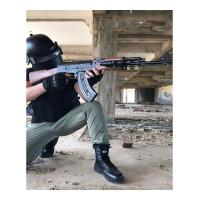 儿童玩具枪 手动ak47电动仿真男孩可发射狙击冲锋