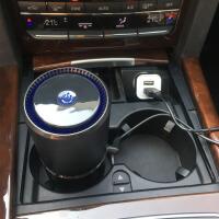 汽车车载空气净化器车内用负离子多功能新车除甲醛消除异味pm2.5