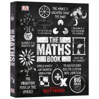 DK数学百科 英文原版 The Maths Book DK百科系列 数学发展历史 自然 人工智能 英文版原版书籍 精装