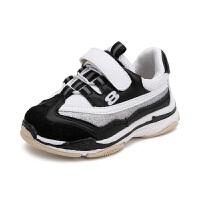 春季儿童鞋子1-3岁男宝宝鞋休闲机能运动鞋女小童软底防滑学步鞋