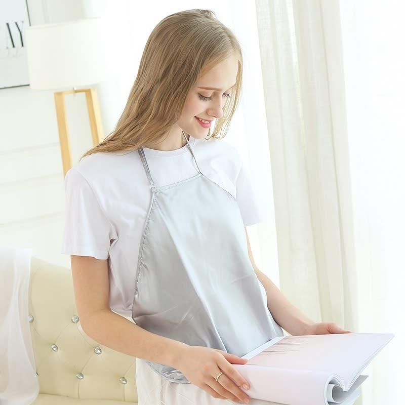 防辐射服孕妇装衣服上班肚兜内穿围裙四季可穿女装怀孕期围裙 发货周期:一般在付款后2-90天左右发货,具体发货时间请以与客服协商的时间为准
