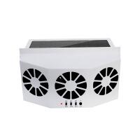 汽车用品 装饰 车载换气扇降温器 太阳能车载排风扇散热器