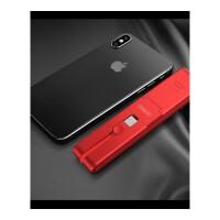 迷你充电宝 自带线充电宝充电器二合一便携迷你小巧苹果安卓华为手机快充个性创意移动电源带数据线多