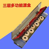 多功能渔具盒主线子线盒浮漂渔具配件钓鱼用品多用垂钓钓鱼盒漂盒