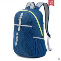 休闲包双肩防水皮肤包风筝折叠背包户外超轻双肩包男女便携徒步旅行登山包