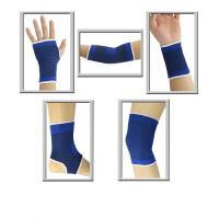 薄款篮球护具套装运动护手掌脚腕男女儿童跳舞蹈 +++