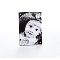 6363 美格-L形铁艺相架100×150 亚克力 相框 台卡 台牌亚克力桌卡
