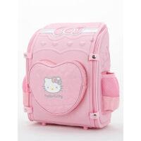 HelloKitty1-3年级凯蒂猫可爱女孩儿童书包小学生减压护脊双肩包