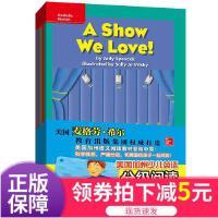 正版图书美国加州少儿英语分级阅读第二级/美国麦格劳・希尔教育
