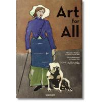 现货 塔森出版 全民艺术 1900年维也纳的木刻艺术 英文原版 Art for All. 维也纳画派 绘画作品画册集 正