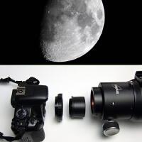 天文望远镜转接佳能尼康宾得索尼微单相机2寸摄影延长筒apo ed等