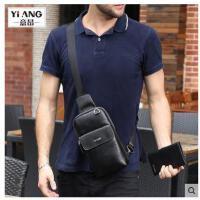 小胸包斜挎包季新款式 手机胸包 潮男单肩小包斜肩背包