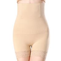平角裤薄款夏 收腹内裤头女塑身产后高腰提臀收胃燃脂塑形紧身