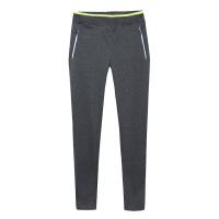 春秋季女士运动裤长裤新款直筒修身休闲跑步拉链显瘦潮卫裤子