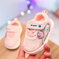 2019秋款 儿童网布运动鞋 婴幼儿单鞋 宝宝学步鞋1-2岁