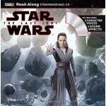 Star Wars: The Last Jedi Read-Along Storybook and CD