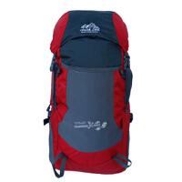 男女防水户外双肩背包骑行皮肤包折叠便携旅行软包 35L轻便登山包 36-55升