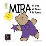 【预订】Mira El Oso, El Color, La Forma