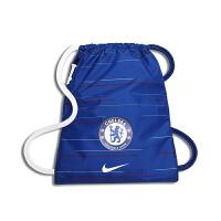 Nike/耐克 BA5492 切尔西足球球迷健身包 休闲健身抽绳双肩背包