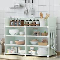 碗柜厨房简易组装收纳柜橱柜家用柜子储物柜多功能餐边柜经济型o2p