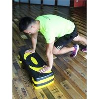 健身房有氧运动脚踏板减肥家用室内燃脂韵律大步台阶锻炼器材