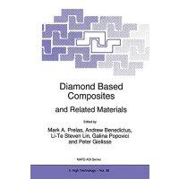 【预订】Diamond Based Composites: And Related Materials 9789401