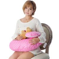 抱娃哺乳 哺乳枕头喂奶枕护腰学坐枕婴儿抱抱托