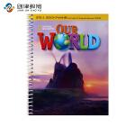 Our World level 6 Lesson Planner正版美国国家地理少儿英语教材教师用书