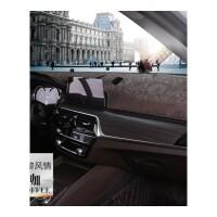 现代新老款瑞纳汽车装饰用品改装配件车内饰中控仪表台避光防晒垫