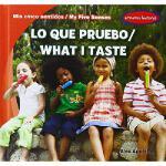 【预订】Lo Que Pruebo / What I Taste