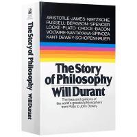 现货 哲学的故事 英文原版The Story of Philosophy哲学简史 威尔杜兰特 哲学家的生平与哲学观点