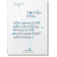 D&AD:The Copy Book 复制图书 D&AD创意设计大奖 广告设计与写作 产品图形摄影艺术室内设计图书 英