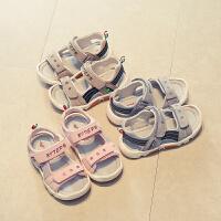 儿童凉鞋女童鞋防滑软底中大童凉鞋男童沙滩凉鞋