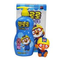 啵乐乐韩国进口宝宝洗发水400ml加玩具套装