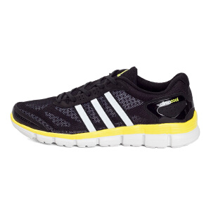 Adidas阿迪达斯男鞋 2017夏季新款清风运动透气耐磨跑步鞋 S76750