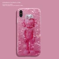 可爱卡通iPhone6s/7/8plus手机壳苹果 max软壳xr防摔壳6潮女壳8
