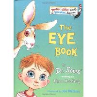 The Eye Book [Hardcover](Bright Beginner Books)眼睛书[精装]ISBN9