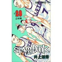 [现货]进口日文 SLAM DUNK 灌篮高手 28 SLAM DUNK 28