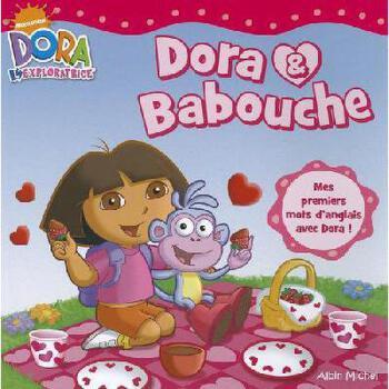 【预订】Dora Et Babouche 美国库房发货,通常付款后3-5周到货!