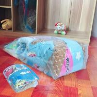 整理王3D立体超厚真空收纳棉被衣服枕头旅行压缩袋中号80*60*20cm