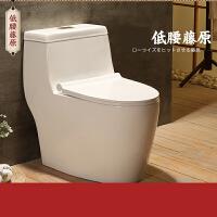 【支持礼品卡】坐便器节水座厕陶瓷普通抽水马桶成人家用卫生间座便虹吸 m6u