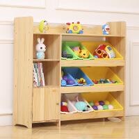 新品秒杀儿童玩具收纳架宝宝收纳柜整理架幼儿园绘本书架置物储物架