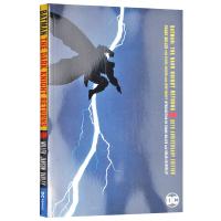 预售蝙蝠侠 黑暗骑士归来30周年纪念版 Batman The Dark Knight Returns 英文原版 进口美国