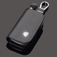 沃尔沃C30S60 XC60S60L S80L XC90 V40 V60汽车真皮钥匙包套