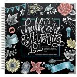 【预订】Chalk Art and Lettering 101: An Introduction to Chalkbo