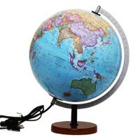 博目地球仪 贝斯马克:30cm中英文政区灯光立体地球仪 北京博目地图制品有限公司 中国地图出版社,测绘出版社