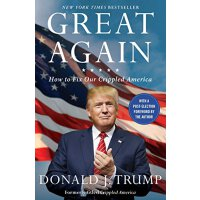 Great Again: How to Fix Our Crippled America 再次崛起:如何修复我们破碎的