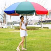 【支持礼品卡】大号户外遮阳伞太阳伞摆摊伞沙滩伞定做印刷定制广告伞js0