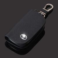 丰田卡罗拉RAV4凯美瑞雷凌汉兰达霸道普拉多锐志汽车真皮钥匙包套