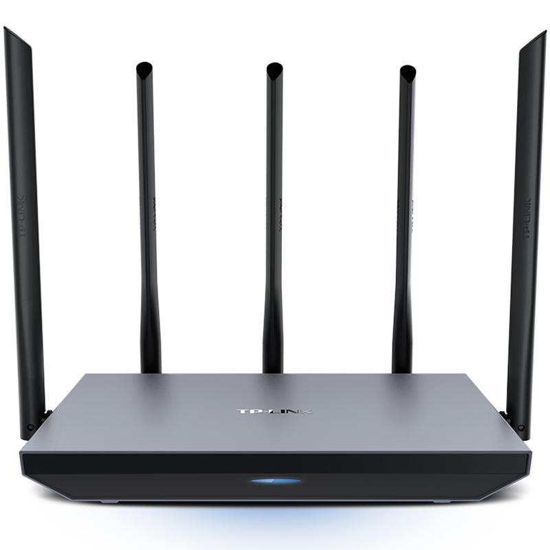 TP-Link 普联 TL-WDR6800 千兆版 无线路由器穿墙王双频高速智能5G千兆WIFI光纤 千兆端口 2.4/5G 智能APP(原WDR6680)